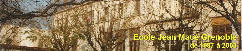 Projets de l'école Jean Macé à Grenoble